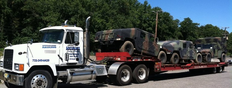 Choosing a Towing Service in Bayville NJ