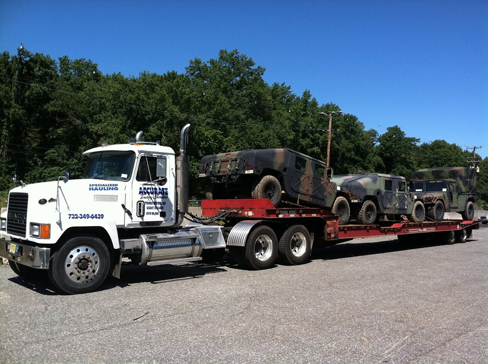 Towing Service in Bayville NJ