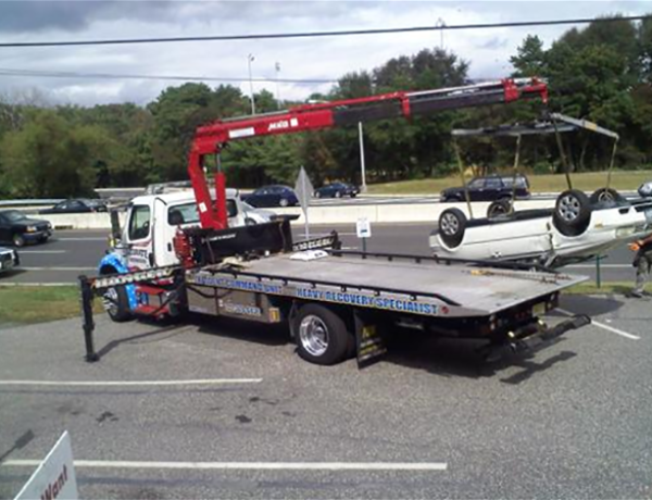 NJ FORENSIC TOWING