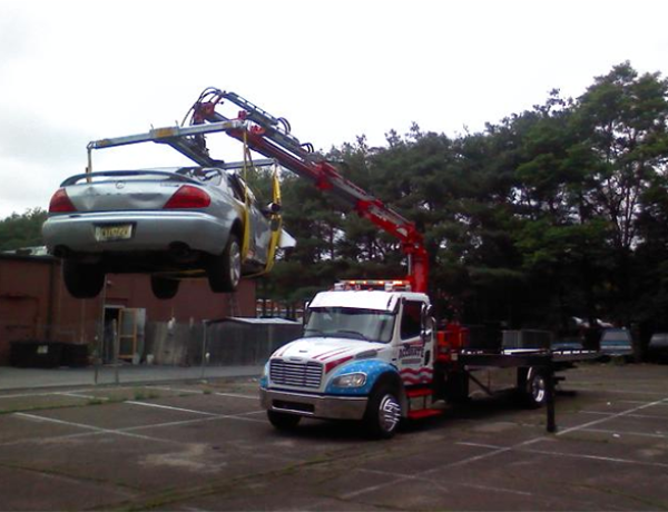 BEST TOWING SERVICE NJ