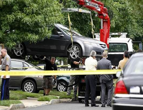 NJ forensic towing and vehicle recovery