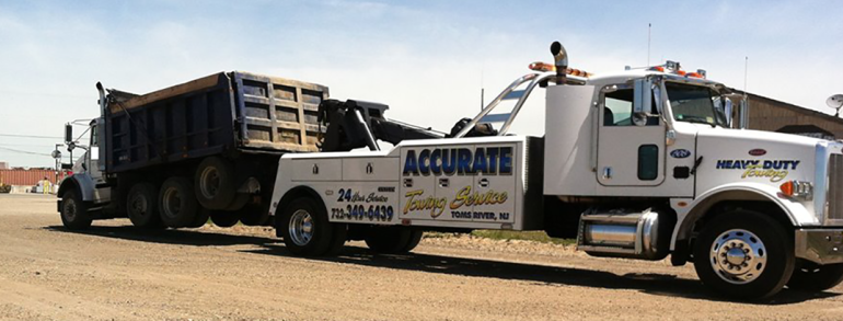 When You Need a Towing Service in NJ?