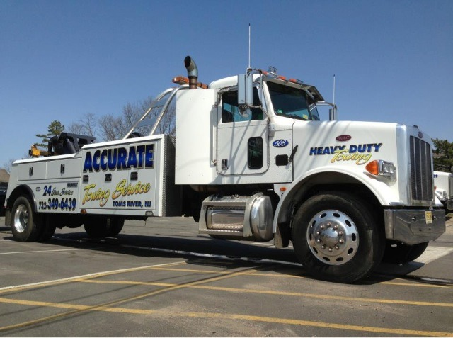 Cheap Tow Trucks NJ
