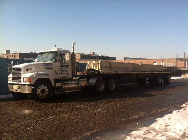flatbed trailer nj