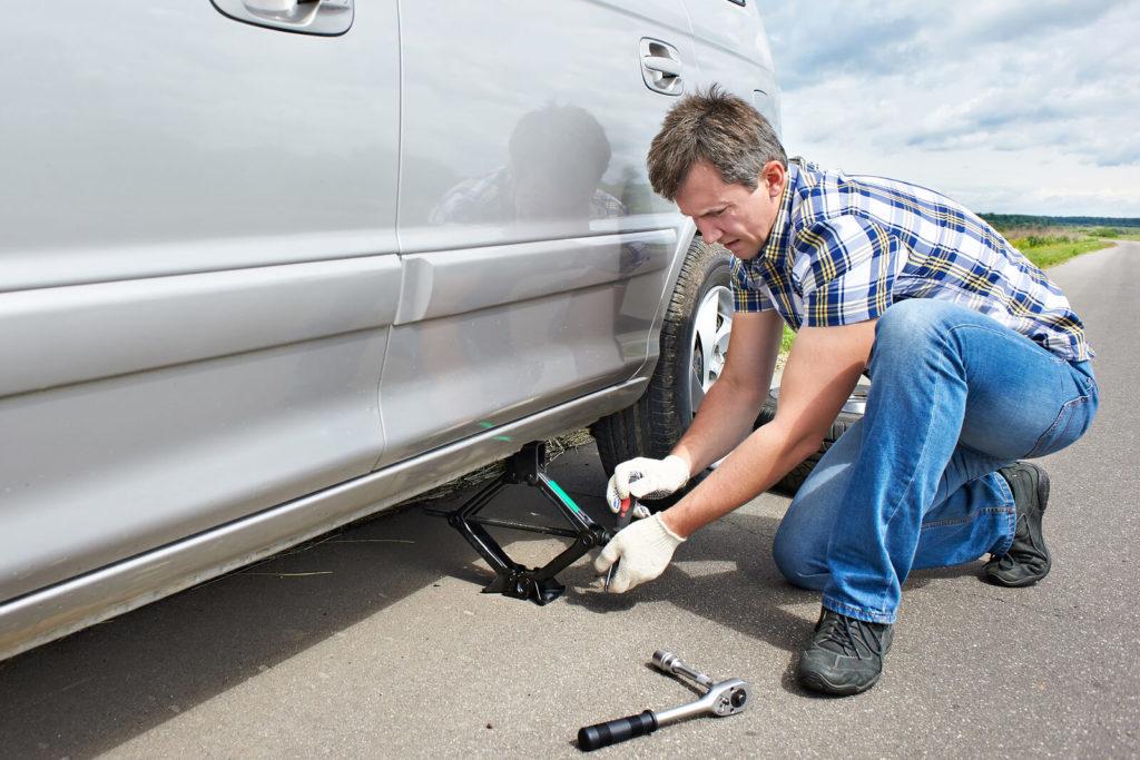 emergency tire service in NJ