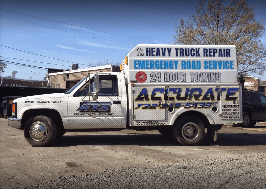 Towing service nj