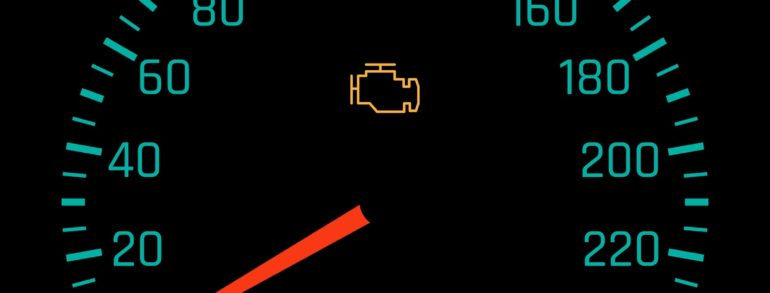 Why Is My Check Engine Light On? | Accurate Towing Service